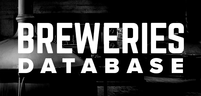 体育投注全站..'s Database of Breweries